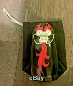 Adult Swim RARE Samurai Jack Genndy Tartakovsky Russian Nesting Dolls Set