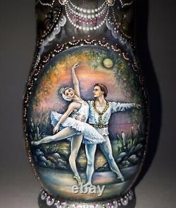 Author's russian matryoshka Swan Lake Ballet