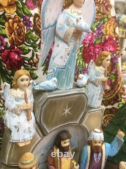 Christmas, matryoshka, nesting doll, Russian nesting doll, Russian souvenir