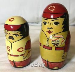 Cooperstown Collection Cincinnati Reds Russian Nesting Dolls