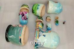 Exclusive 7 in 1 Russian Nesting Dolls My Little Pony Friendship Is Magic
