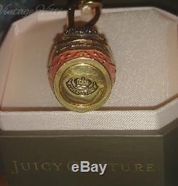 Juicy Couture RUSSIAN NESTING DOLL Charm RARE RETIRED VHTF Matryoshka Locket EUC