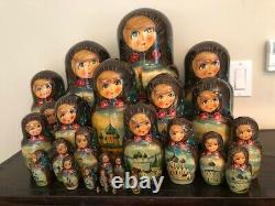 Matryoshka Doll A Symbol of Russian Folk Art