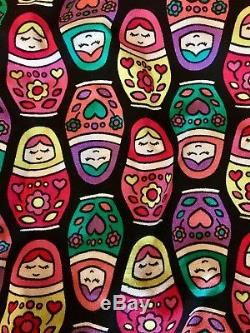 NWT Standard Tula Babki Russian Nesting Dolls Out of Print Hard To Find