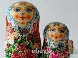 Nesting Dolls Set of 5 (Russian Collection Sacramento) Sale