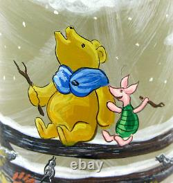 Nesting Russian Dolls Matryoshka 5 Christopher Robin Winnie Pooh Piglet Eeyore