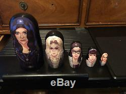 ORPHAN BLACK #cloneclub BBC America Russian Nesting Dolls