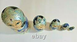 Russian Nesting Doll 7.5 GORGEOUS BEAUTY
