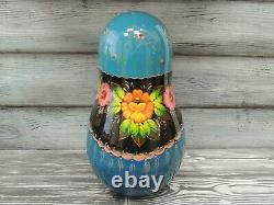 Russian doll MATRYOSHKA Roly Poly Olga