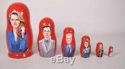The Americans Matryoshka Nesting Doll Babushka Russian Promo FYC