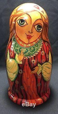 Vintage Russian Dolls