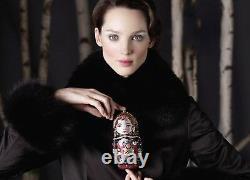 Yy Judith Leiber Russian Nesting DOLL Sasha Red Black Minaudière BNIB NEW